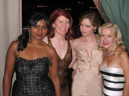 Mindy, Kate, Jenna & Angela