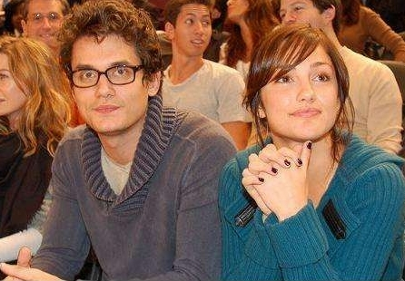 Minka & John Mayer