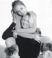 Minka & her mom - minka-kelly photo