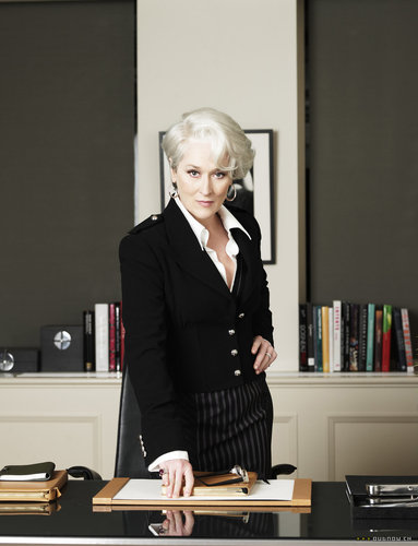 The Devil Wears Prada wallpaper called Miranda Priestly