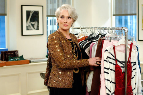 The Devil Wears Prada wallpaper titled Miranda Priestly