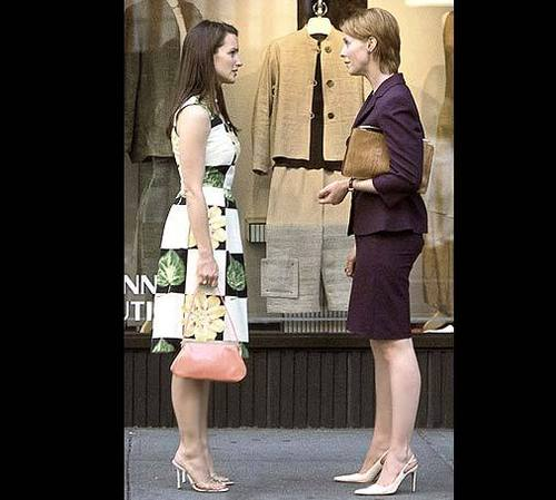 Miranda and charlotte