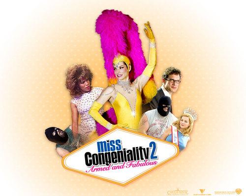 Miss Congeniality 2