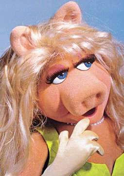 The Muppets wallpaper titled Miss Piggy