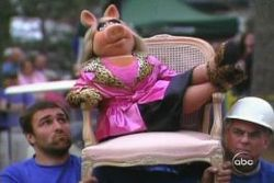The Muppets wallpaper called Miss Piggy