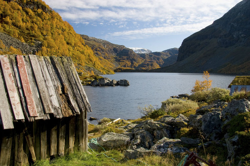 Mjolfjell, Norway