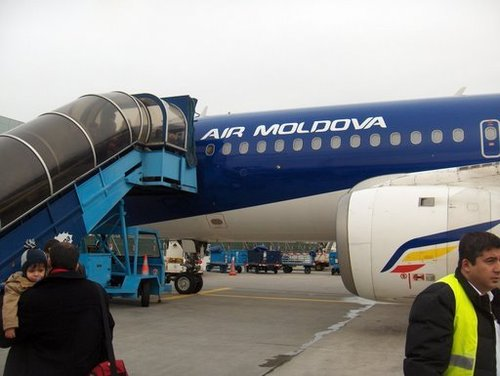 Moldova - KIV - air-travel Photo