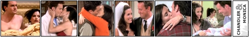 Monica and Chandler photo called Mondler<333