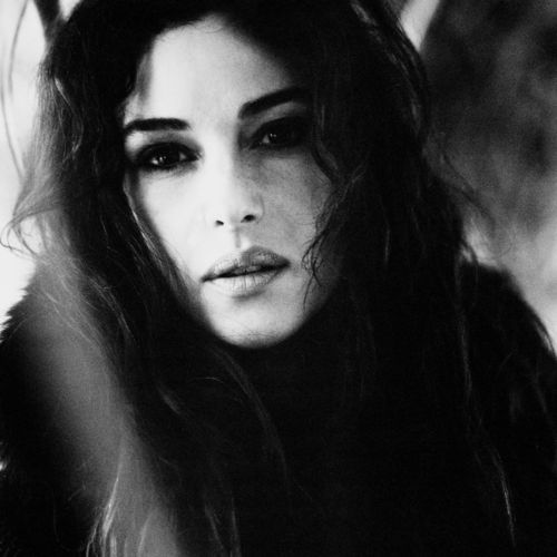 Monica Bellucci fotografia Shoot