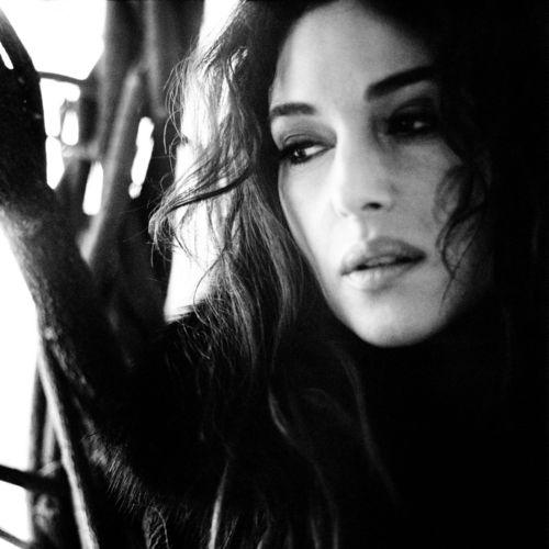 Monica Bellucci 사진 Shoot