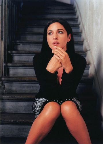Monica Bellucci bức ảnh Shoot