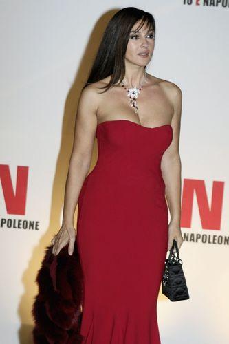 Monica Bellucci Candid