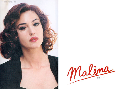 monica bellucci wallpaper titled Malena