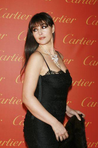 Monica Belluci Candid