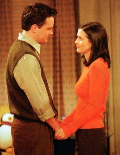 Monica và Chandler