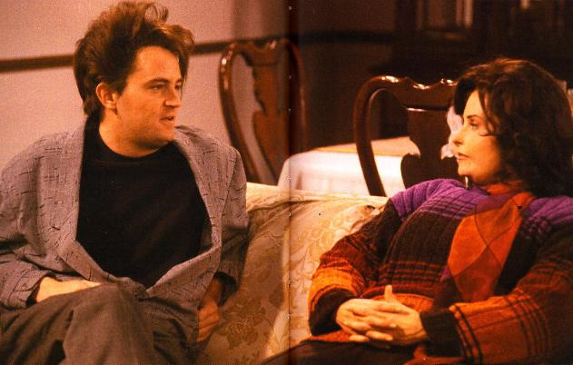 Monica and Chandler - Monica and Chandler Photo (216599 ...