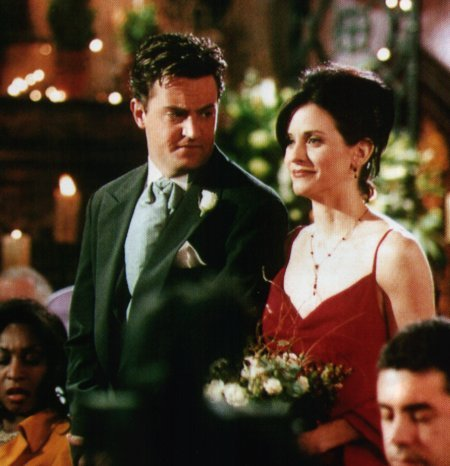 monica dan chandler