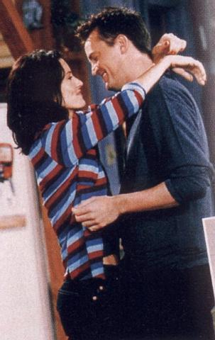 Monica e Chandler