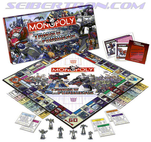 Monopoly Transformers