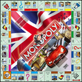 Monopoly UK edition