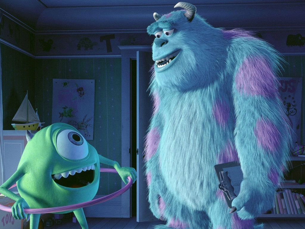 monsters inc Animation billy crystal and john goodman in monsters, inc (2001) alan  thicke at an event for monsters, inc (2001) billy crystal and mary gibbs at an  event for monsters,.