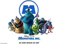 pixar - Monsters Inc. wallpaper