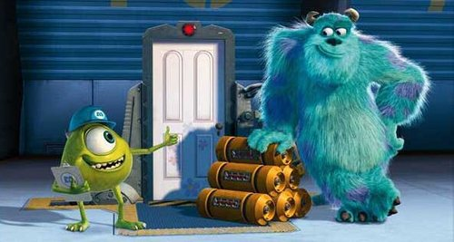 Monsters Inc - pixar Photo