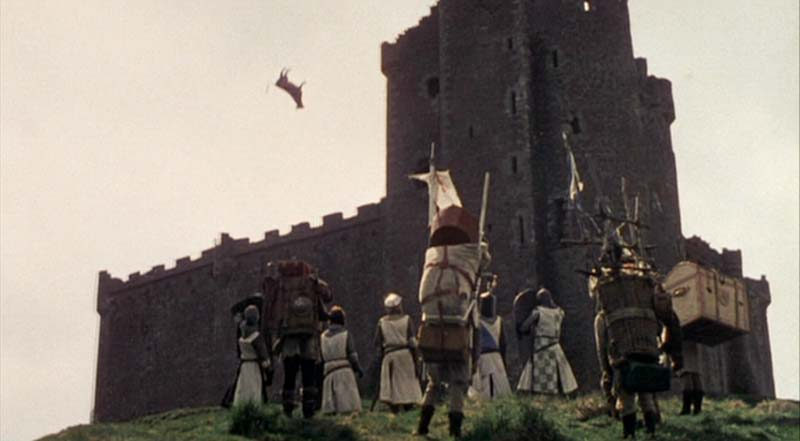 monty python and the holy grail online free