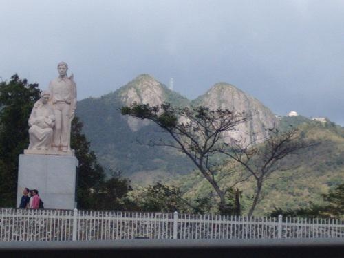 Monumento al Jíbaro...