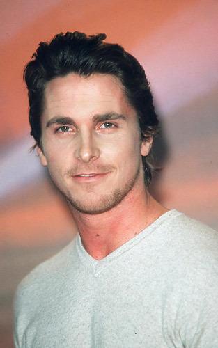 plus Christian Bale