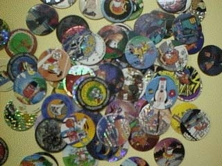 The 90s wallpaper titled More Pogs