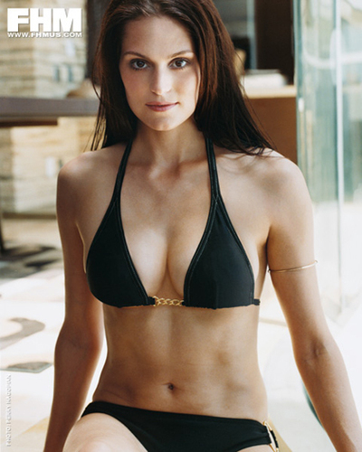 Morgan in bikini - morgan-webb Photo