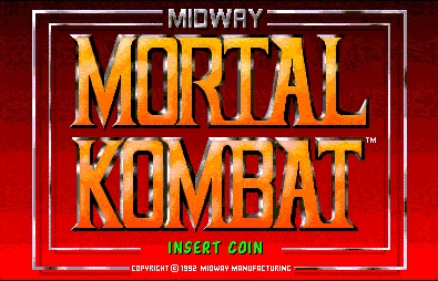 The 90s wallpaper entitled Mortal Kombat