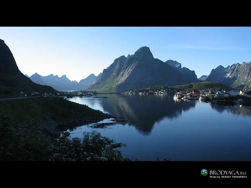 Moskenesoya, Norway