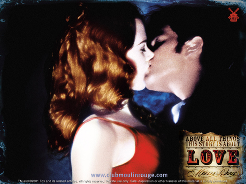 Moulin Rouge - Movie wallpapers - Crazy Frankenstein