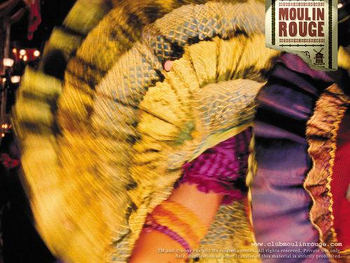 cine fondo de pantalla entitled Moulin Rouge