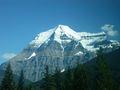 Mount Robson, BC - canada photo