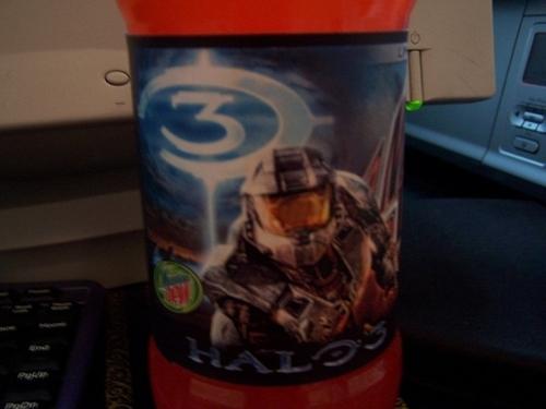 Mountain Dew Game Fuel Bottle