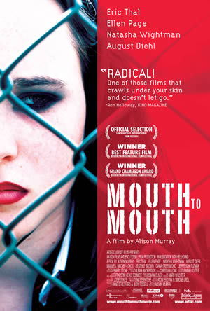 Ellen Page wallpaper called Mouth to Mouth