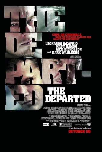 Movie Poster - the-departed Photo