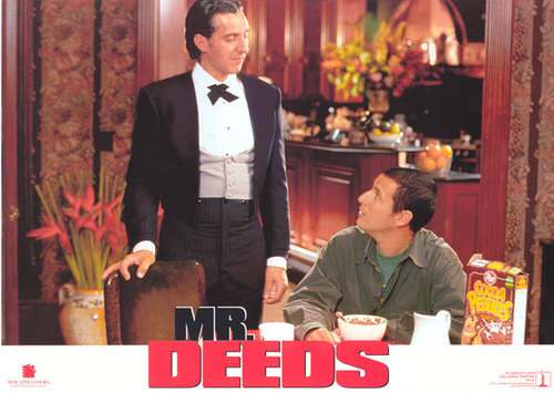 Adam Sandler wallpaper called Mr. Deeds