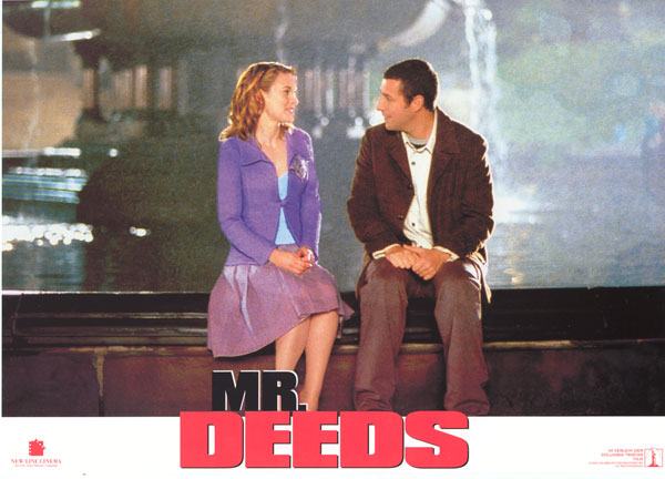 adam sandler in mr deeds Funnyman adam sandler stars in mr deeds, the hilarious remake of the classic american comedy mr deeds goes to town.