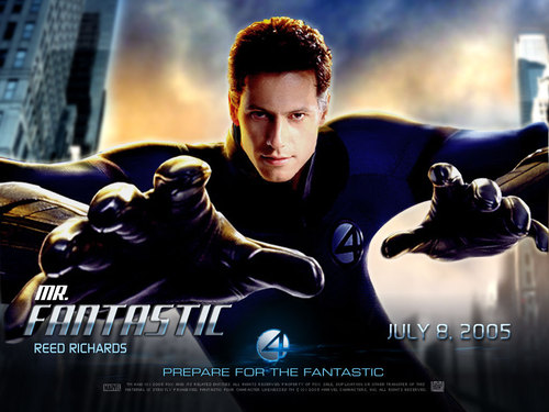 Mr. Fantastic 2