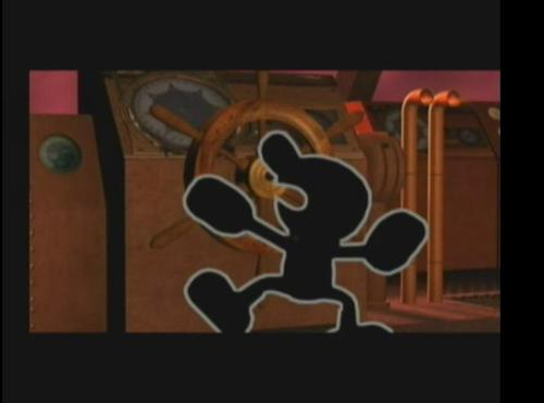 Mr. Game & Watch confirmed