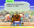 Mr. Resetti - animal-crossing photo