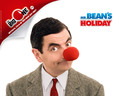 Mr. bohne - Red Nose Tag