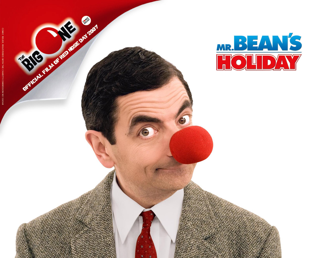 Mr bean mr bean red nose day
