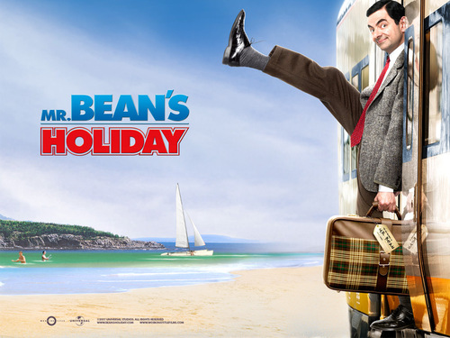 Mr. Bean's Holiday hình nền