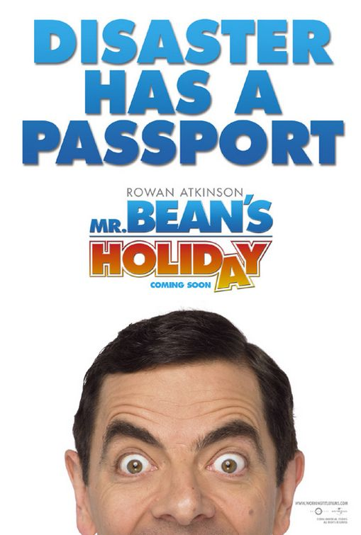 Comedy Films Mr Bean's Holiday