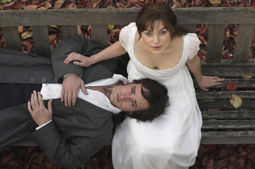 Mr. Darcy and Liz - pride-and-prejudice Photo